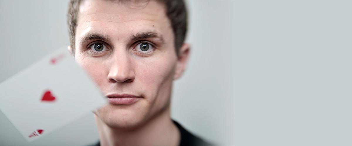 Termine Christian Bierbrauer | Zaubershow | Tischzauberer | Close up Zauberer
